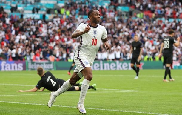 Англия выбила Германию с Евро-2020