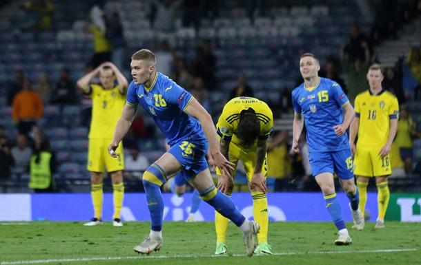 Україна вийшла в чвертьфінал Євро-2020