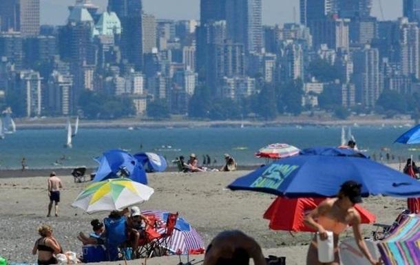 Рекордная жара в Канаде вызвала десятки смертей