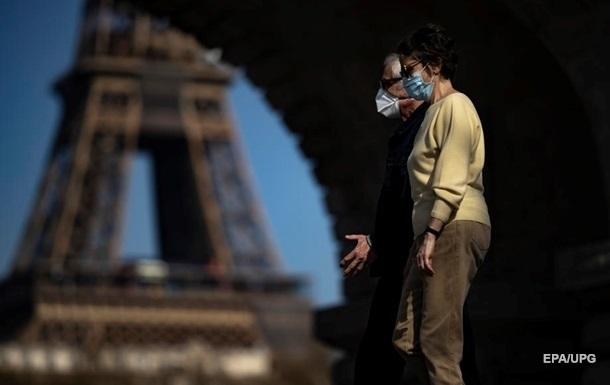 У Франції 20% випадків COVID-19 становить Delta-штам