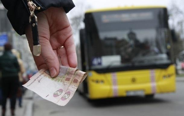 У Києві відклали введення електронного квитка в маршрутках