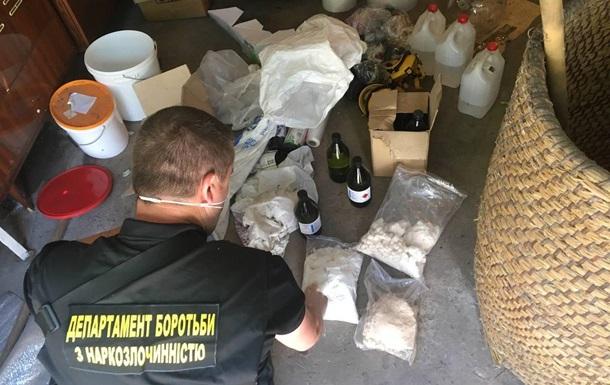 У Львівській області  накрили  транснаціональний наркокартель