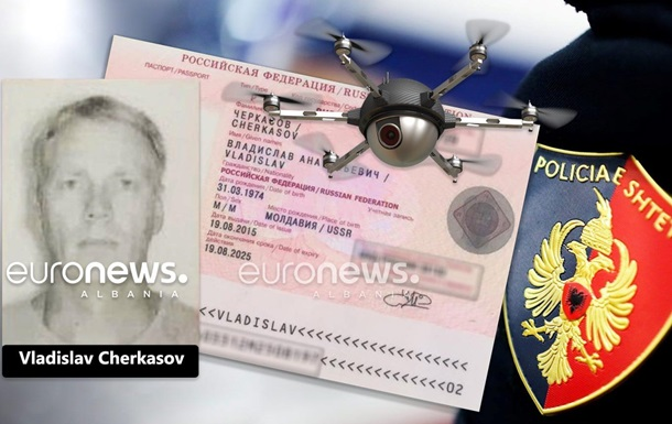 Албанія підозрює в шпигунстві двох громадян Росії