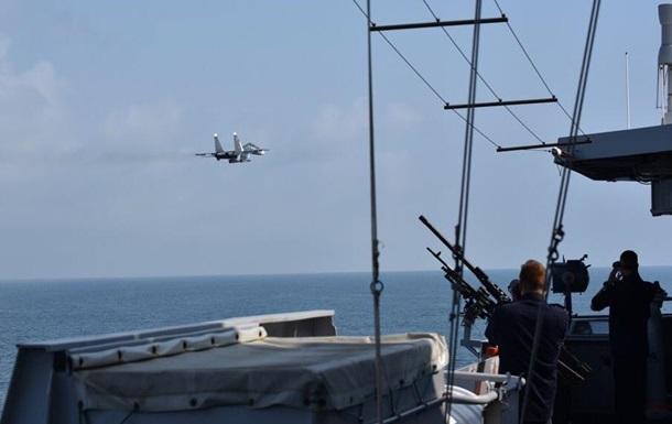 Імітація атак РФ. Інцидент із Нідерландами біля Криму