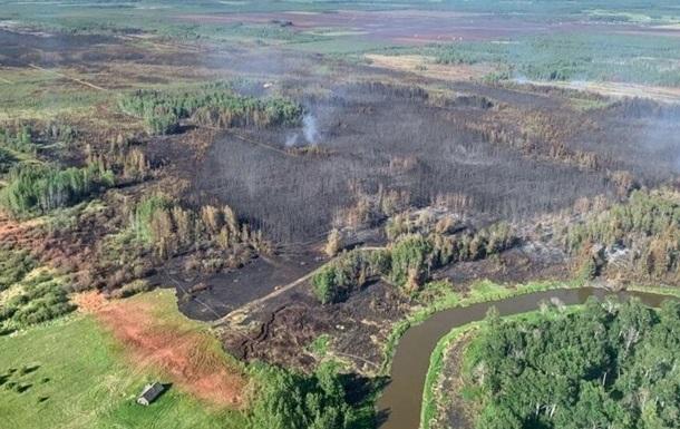 В Канаде разбился пожарный вертолет, есть жертвы