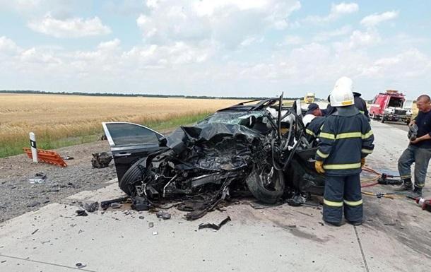 В ДТП на Николаевщине погибло три человека