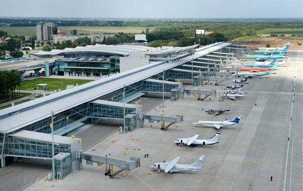 В аеропорту Бориспіль затримуються вильоти до Туреччини