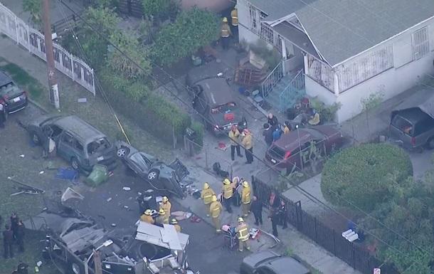 У Лос-Анджелесі вибухнула вантажівка саперів, є постраждалі