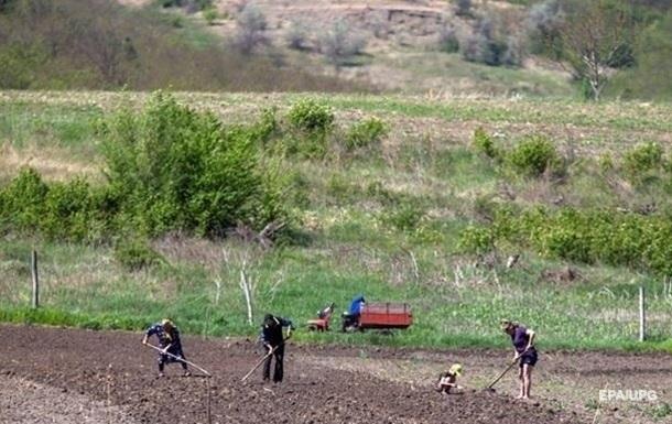 В Украине заработал рынок земли