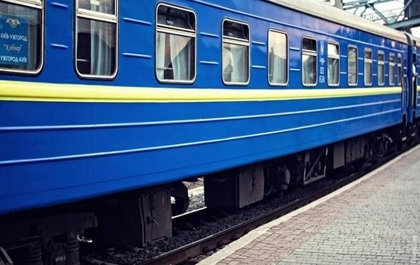 В Україні через негоду затримуються потяги