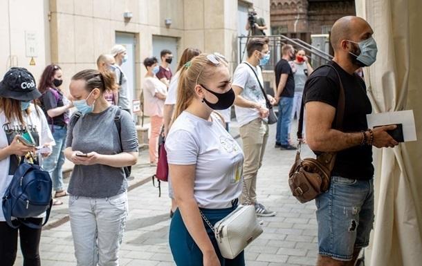 Охоплення щепленням в Україні падає - НАН