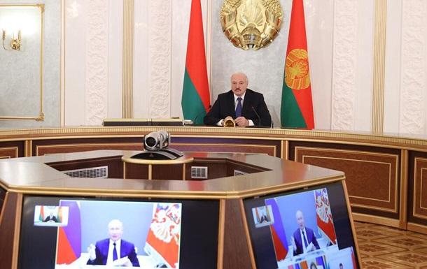 Лукашенко заявил о  тающем  суверенитете Украины