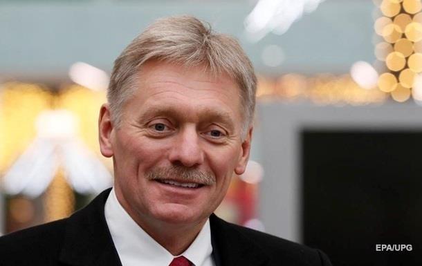 Песков считает Украину  несамостоятельной