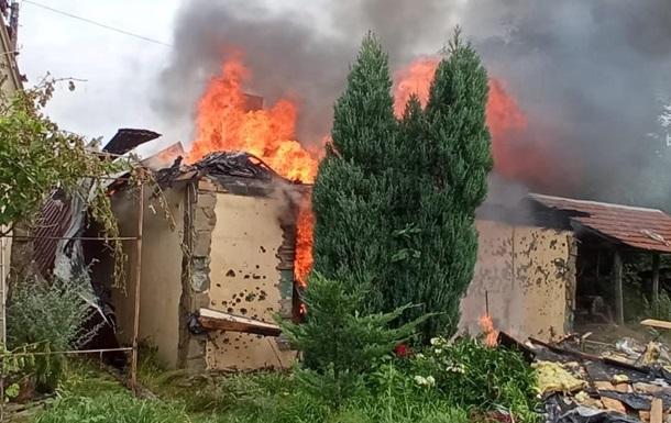 Сепаратисты обстреляли жилой район Авдеевки