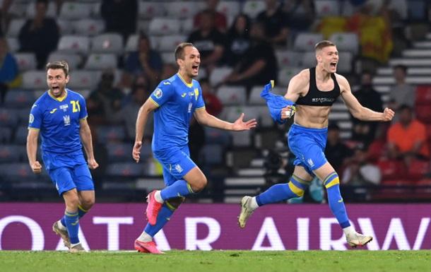 Україна має найменші шанси виграти Євро, Англія - фаворит