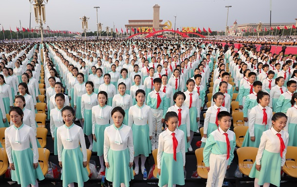 На піку могутності. 100 років Компартії Китаю