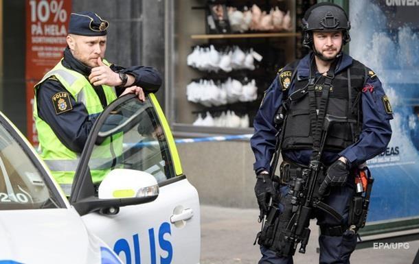 В Швеции впервые за 14 лет застрелили полицейского