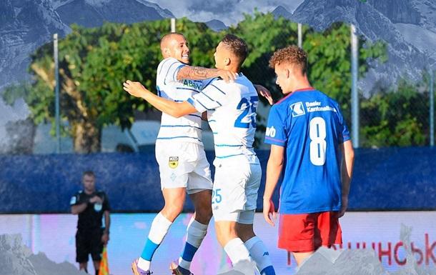 Динамо і Базель в результативному матчі зіграли внічию