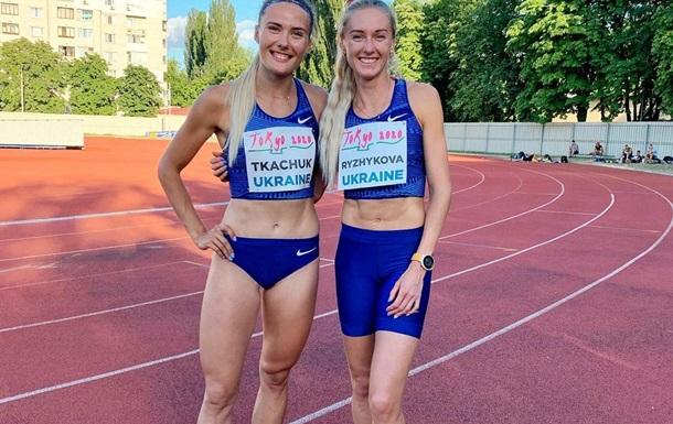 Дві українки потрапили на п єдестал етапу Діамантової ліги в Осло