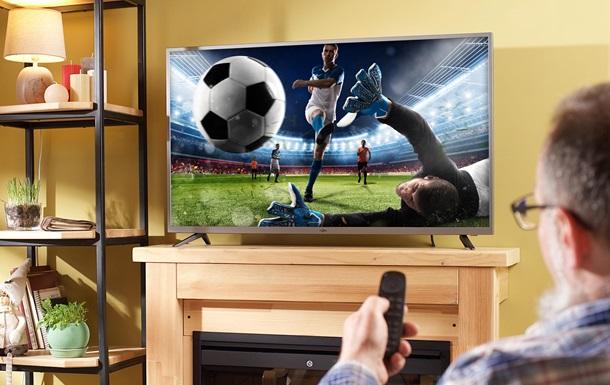 Кращий телевізор для перегляду футболу