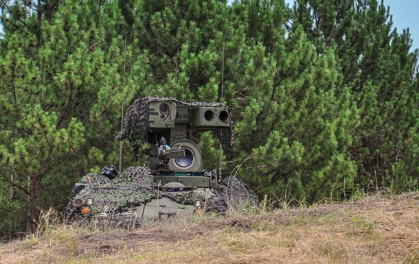 США испытывают в Украине новую противотанковую технику
