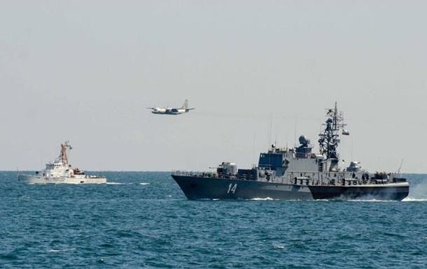 У Чорне море вийшли всі кораблі ЧФ РФ - розвідка