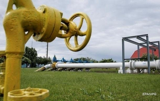 Україна збільшує імпорт газу