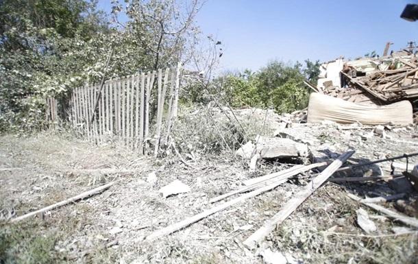 Житловий сектор Авдіївки другий день під обстрілом - штаб
