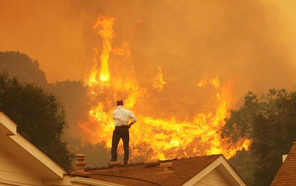Аномальная жара и лесные пожары. Грядет эра огня