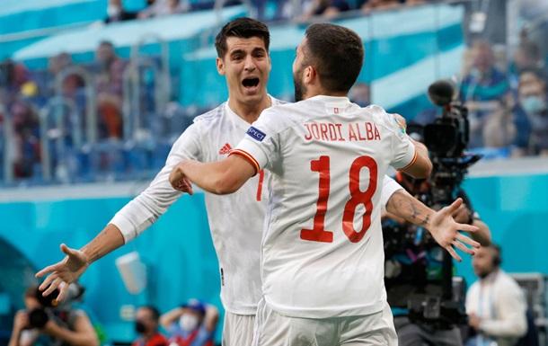 Іспанія у серії пенальті обіграла Швейцарію і вийшла в півфінал Євро-2020