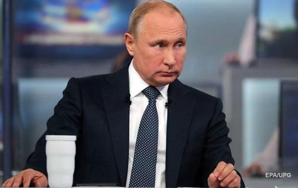 Шаги Украины по Донбассу  деструктивны  - Путин