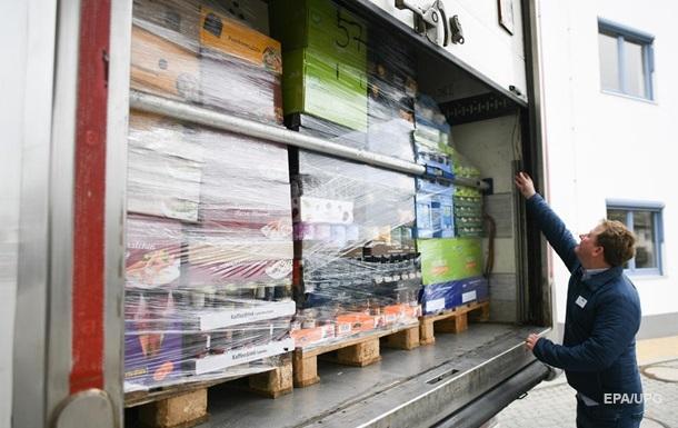 Росія розширила ембарго на українські продукти