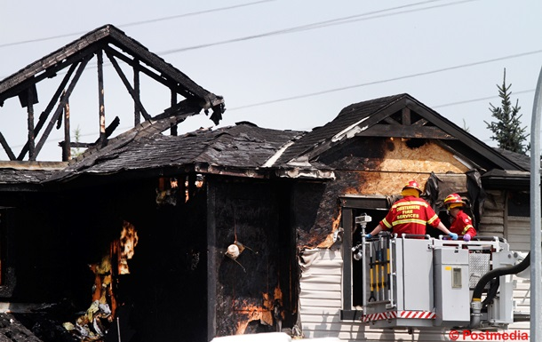 У Канаді на пожежі в приватному будинку загинуло семеро людей