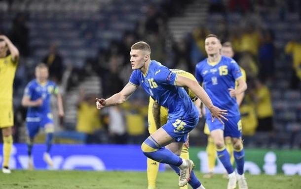 Довбик: В сборной Англии собраны лучшие игроки из лучшей лиги мира