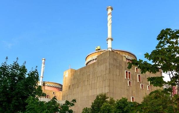 На Запорізькій АЕС запустили четвертий енергоблок