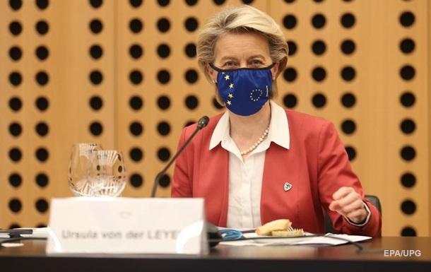 Глава ЄК відреагувала на наплив мігрантів у Литву
