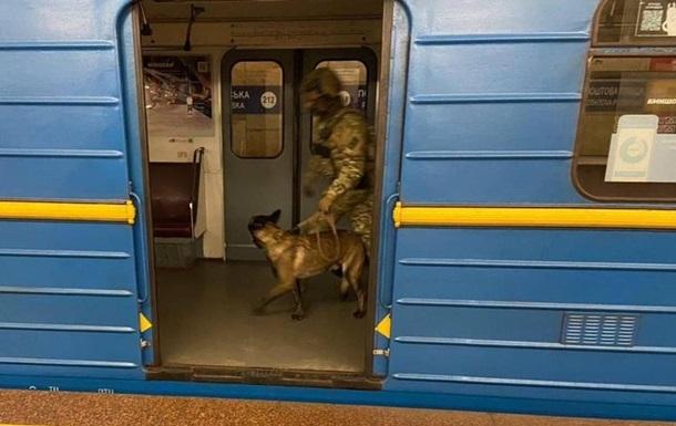 В Киеве закроют станцию метро на антитеррористические учения