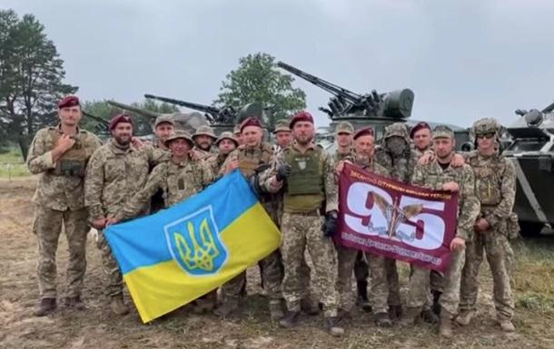 Євро-2020: Українські військові підтримали українську збірну