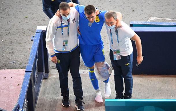Беседин пожелал удачи сборной Украины в матче с Англией