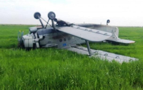 В Казахстане потерпел крушение самолет АН-2