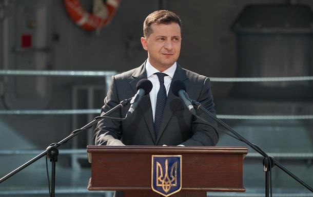 Зеленський: Україна отримає військове судно