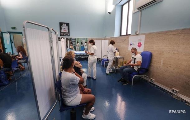 В Італії медики судяться проти обов язкової вакцинації
