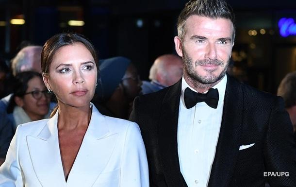Девід і Вікторія Бекхем відзначили річницю весілля
