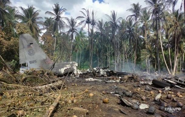Авіакатастрофа на Філіппінах: влада уточнила кількість жертв