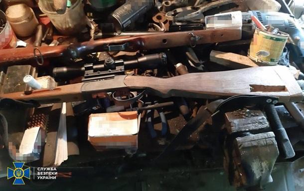 На Вінниччині угруповання торгувало зброєю - СБУ