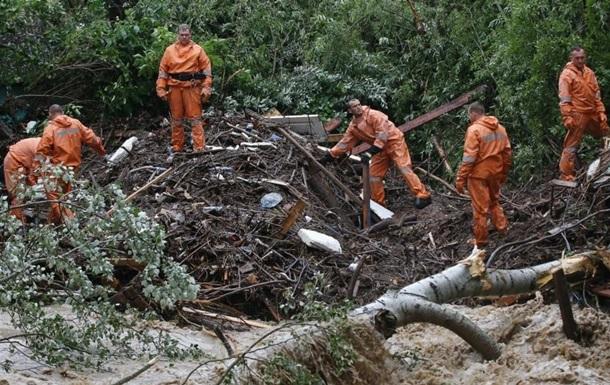 У Криму дві жінки потрапили до лікарні після затоплення сіл