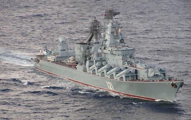 Росія посилить угруповання кораблів у Чорному морі