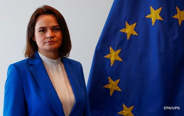 Литва надала дипломатичний статус офісу Тихановської
