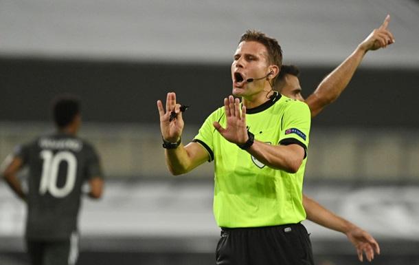 Бойко объяснил, почему Украине не дали провести замены в матче с Англией