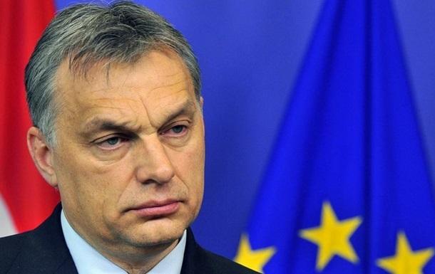 Орбан стал первым  врагом свободы прессы  в ЕС